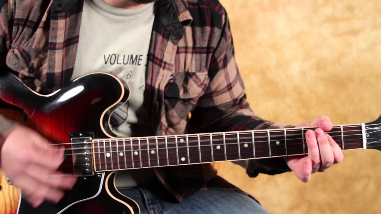 How To Play Slow Ride By Foghat On Guitar Main Riff Easy Guitar