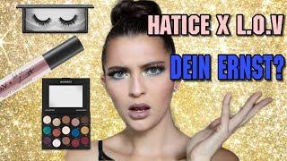 Hatice DEIN ERNST? - L.O.V X Hatice Schmidt im LIVE-TEST