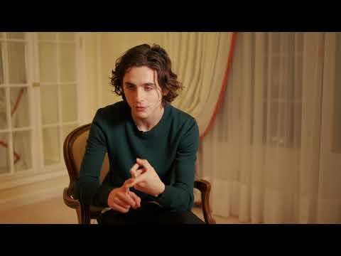 """Vogue Hommes meets break out """"Call Me By Your Name"""" star, Timothée Chalamet  Vogue Paris"""