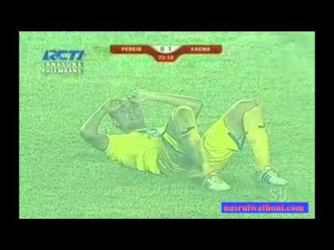 Persib vs Arema 4 November full match gol babak kedua (1-1)