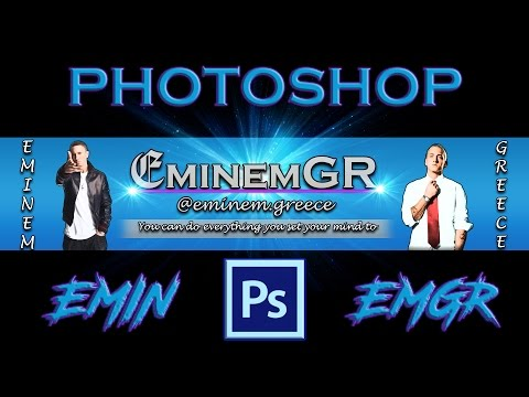 How to make an awesome banner in Photoshop CC by EminemGR