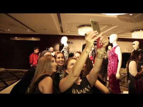 BALMAIN X HM Press Preview. #HMBalmaination in Dubai