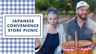 Japanese Convenience Store Picnic