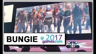 DESTINY 2 -Bungie Show @ GAMESCOM 2017