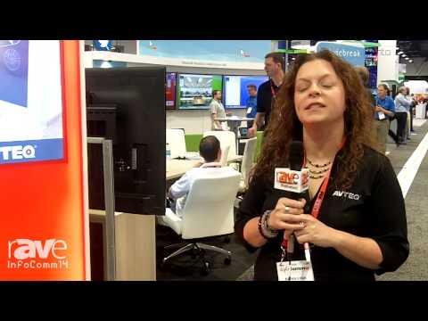 InfoComm 2014: AVTEQ Shows its Custom Kiosk