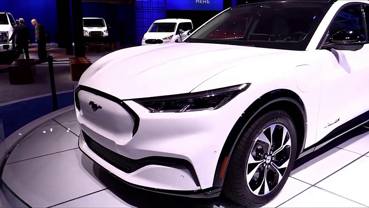 2020 Ford Mustang Electric