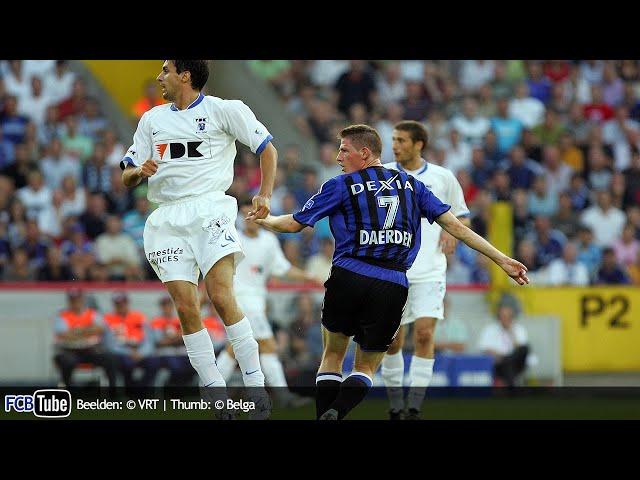2006-2007 - Jupiler Pro League - 01. Club Brugge - AA Gent 5-0