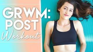 Get Ready With Me | Post Workout thumbnail