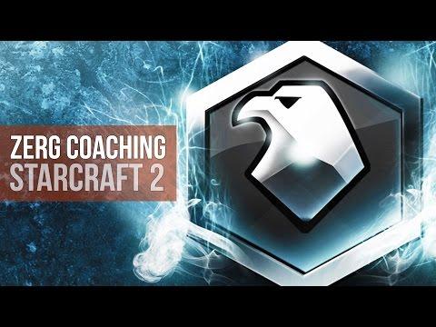 StarCraft 2: Zerg vs Terran Bio Coaching! (Full Session)
