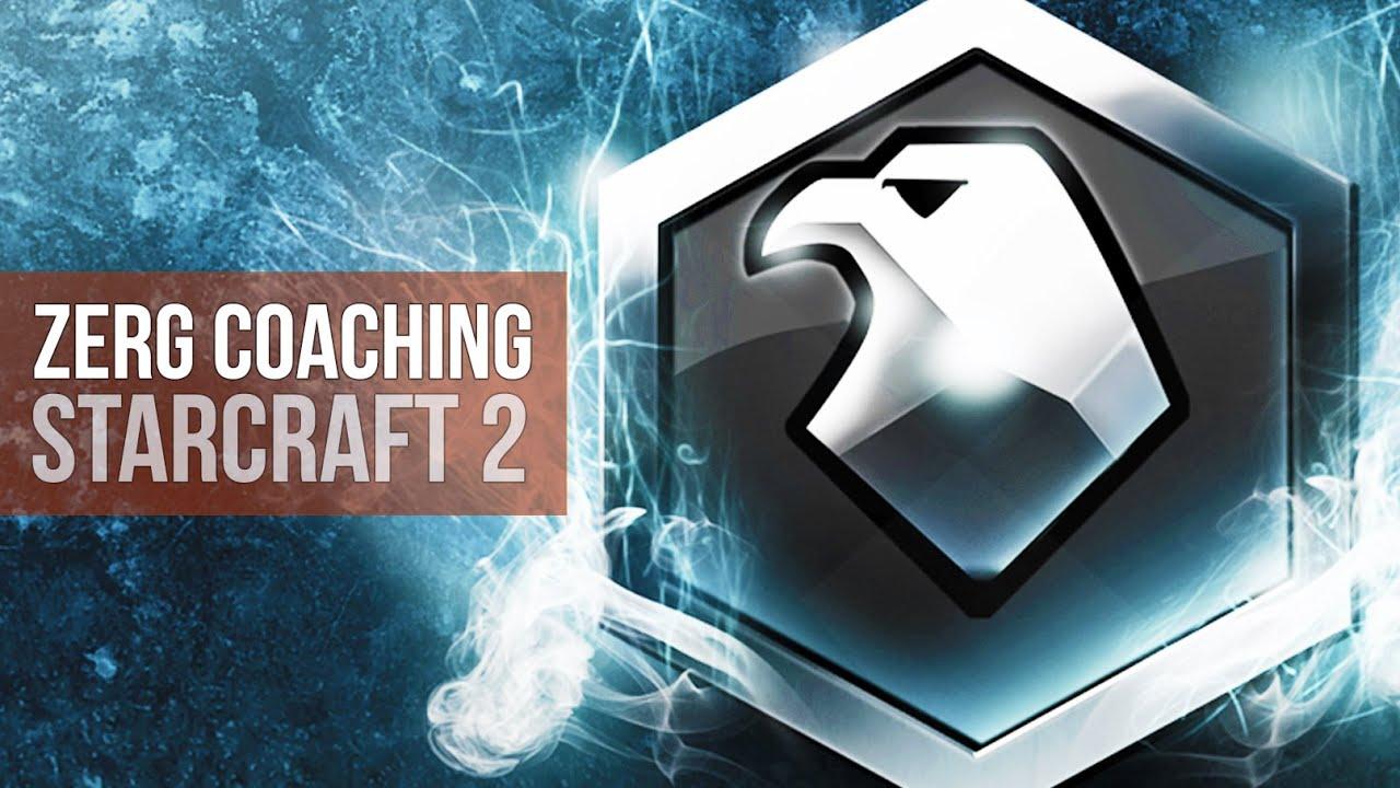 Starcraft 2 Zerg Vs Terran Bio Coaching Full Session Youtube