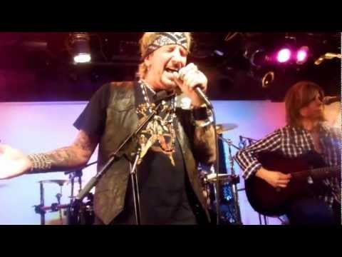 Great White's Jack Russell  Save your Love Acoustic live at Jammin Joes Denver 11/30