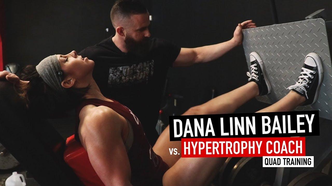 DLB vs  Hypertrophy Coach | Quad Training - Run Everything Labs
