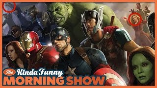 Which MCU Heroes Are Worth Your Money? - The Kinda Funny Morning Show 09.19.18
