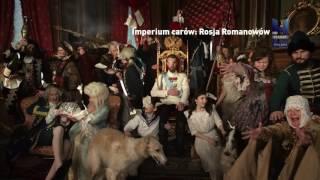 Polsat Viasat History - Imperium carów: Rosja Romanowów NC+ - promo