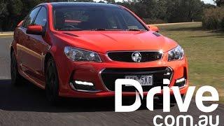 Holden VFII Commodore 2016 Videos