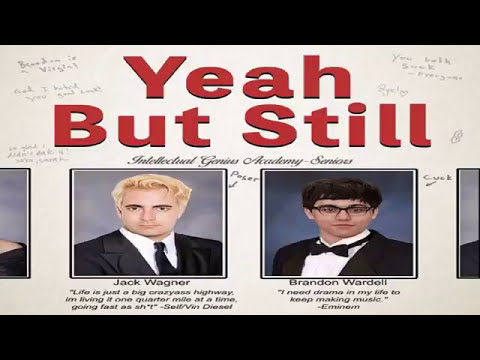Yeah, But Still Podcast By  Brandon Wardell and Jack Wagner Ep 1: fiction,The Matrix & Babyer