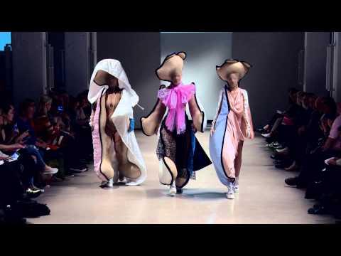 EXIT15 Fashion Design Bachelors, 2nd year The Swedish School of Textiles/Textilhögskolan