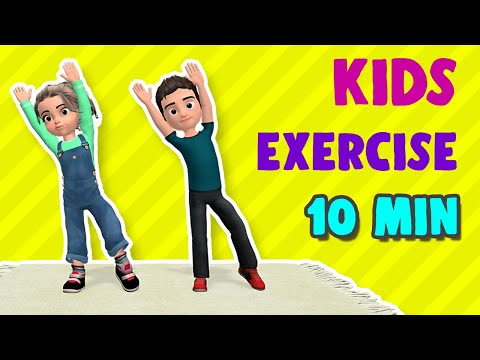 kids-exercise:-burn-fat-in-10-minutes!