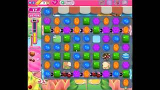 Candy Crush Level 593 Walkthrough