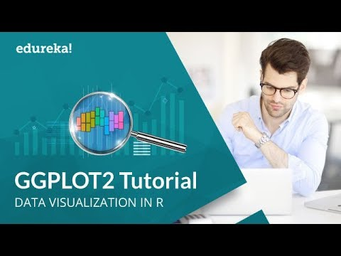 ggplot2 Tutorial | ggplot2 In R Tutorial | Data Visualization In R | R  Training | Edureka