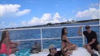 Cancun viaje en catamaran a Isla Mujeres