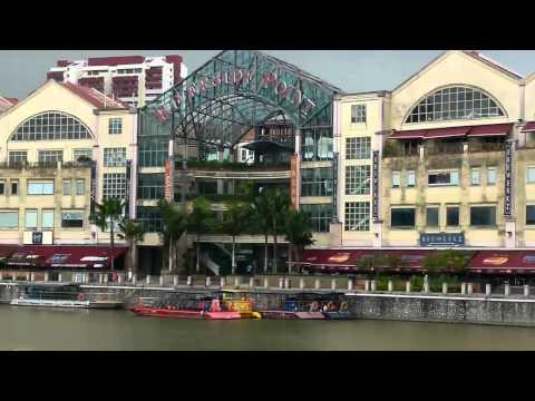 Clarke Quay, Singapore, HD Experience