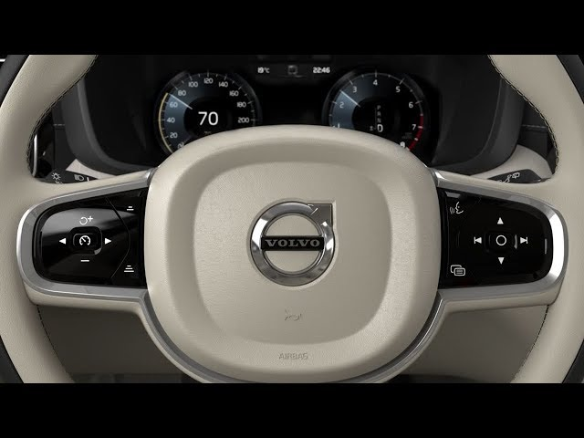 Volvo Cars How-To: Pilot Assist