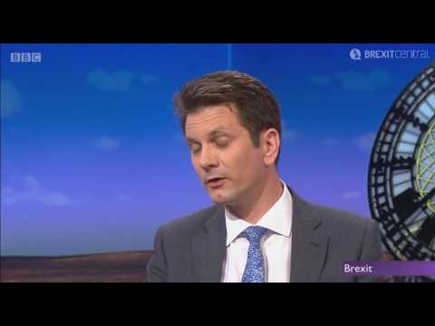 Steve Baker on the Daily Politics