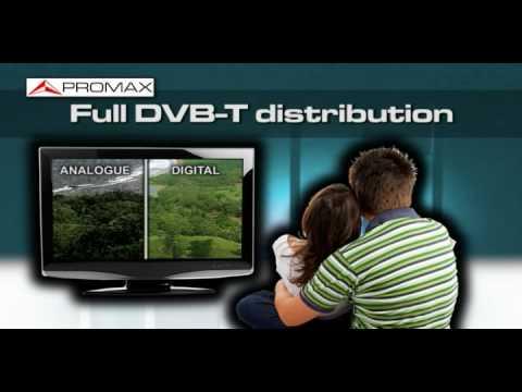 Digital To TV: convert satellite to DTT