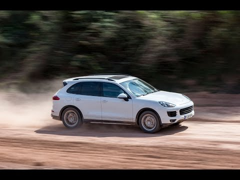 New Porsche Cayenne S Diesel driven - car review