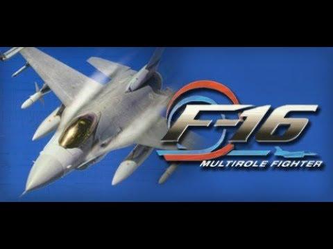 تحميل لعبة طائرات f16 للكمبيوتر