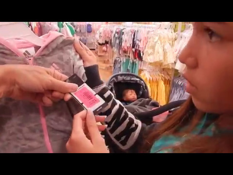 Outing/Shopping At Babies R Us For Reborn Toddler and Baby Clothes