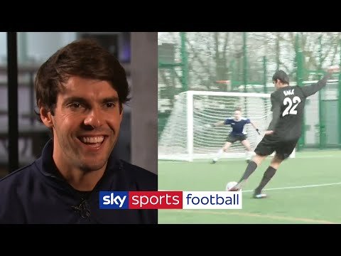 Kaka Plays 7-a-side In Hackney (And Gets Nutmegged!)