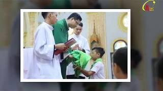 Ký Ức Về Cha - Cha Phụ tá Vinh Sơn Nguyễn Quốc Hoàn Tại Đền Thánh Bác Trạch