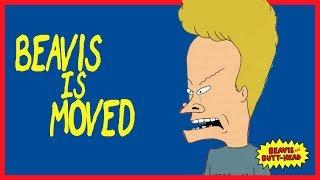 Beavis expresses his feelings!