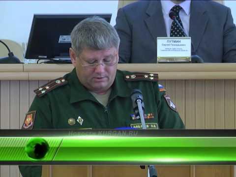 Военный комиссар Зауралья: «Грядущая кампания будет непростой»