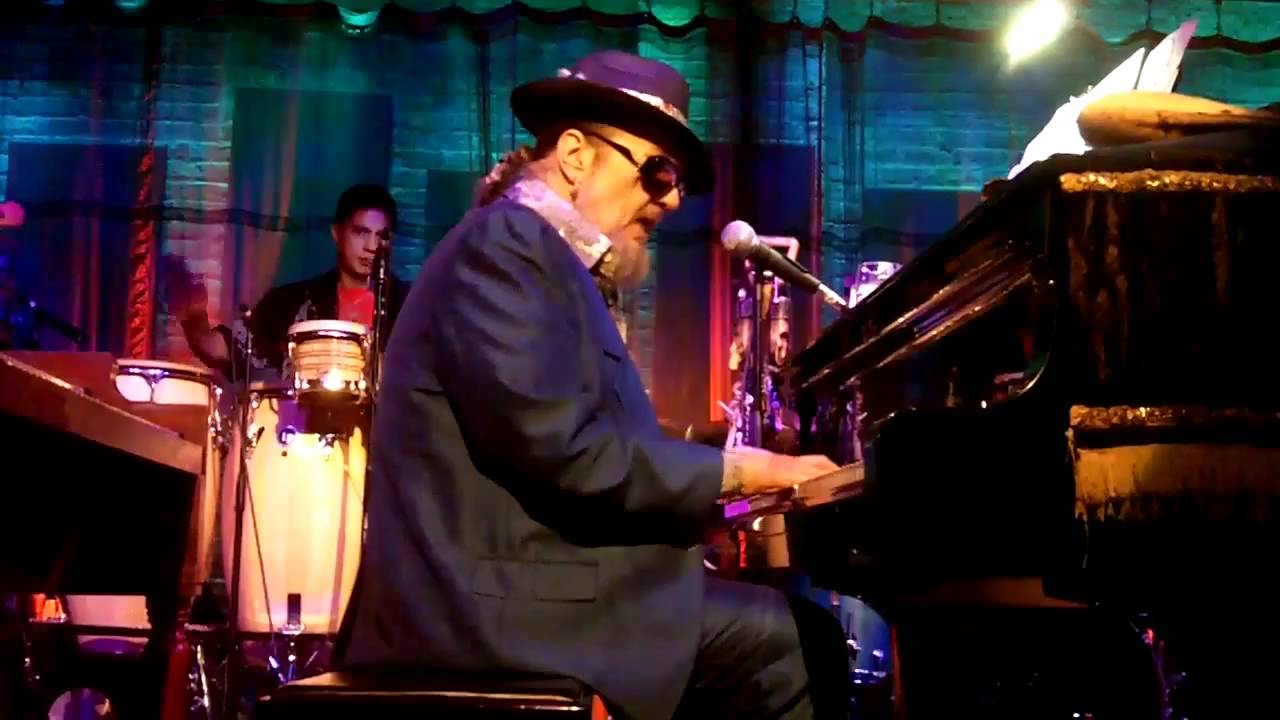 Amazon.com: DVD-Dr John Teaches New Orleans Piano -Lesson ...