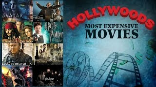 Do You Know - 10 Most Expensive Hollywood Movies Ever   #Jinnions