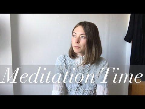 Auftanken durch Meditation: Insight Timer App (Dauerwerbung)