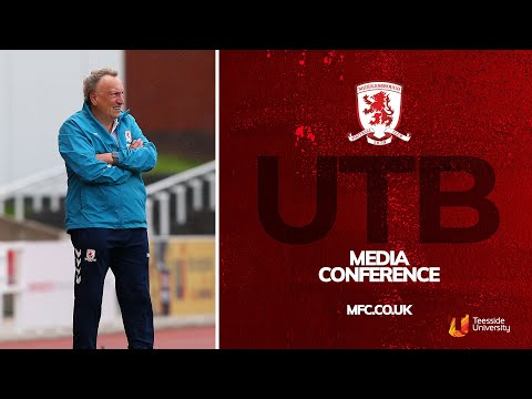 Media Conference | Millwall
