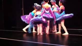 Twinkle Toes Wish Upon A Dream Recital 2012 - Flower Dance Baby Ballet