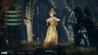 The Incredible Adventures of Van Helsing - Katarina Trailer