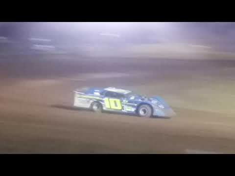 Late model heat race - Nevada Speedway 7/20/19