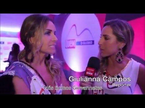 Quem Acontece - Giovanna Antonelli