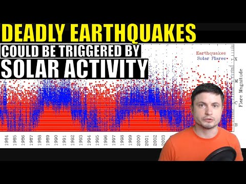 Deadly Earthquakes Could Be Caused by Solar Activity