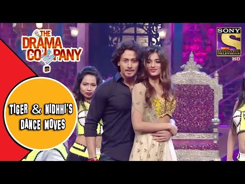 Tiger Shroff And Nidhhi Agerwal's Killer Dance Moves | The Drama Company