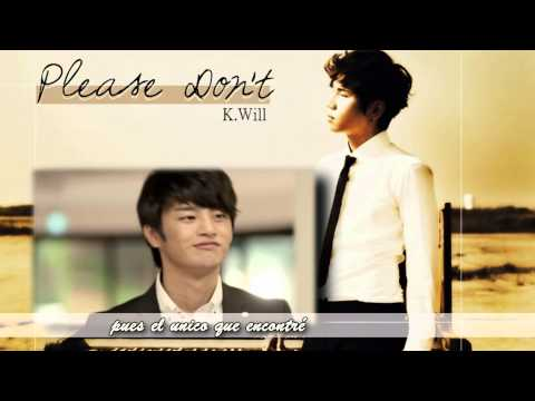 Please Don´t - K.Will ►Cover Female Spanish◄