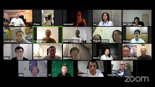 Dhamma chat via Zoom, October 27, 2020.