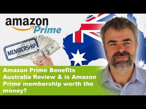 Amazon Prime Benefits Australia Review & Is Amazon Prime Membership Worth The Money?