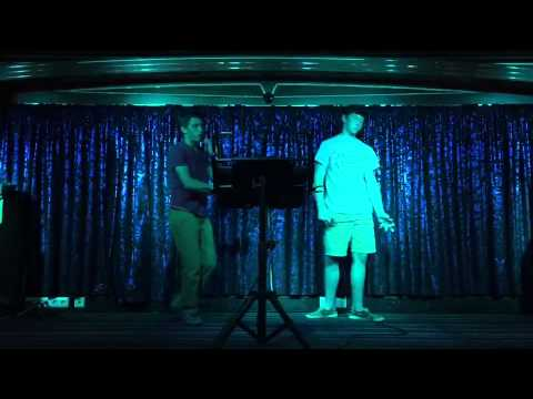 Karaoke Finale: Bryson & Conner Performing Big Girls Don't Cry by Fergie